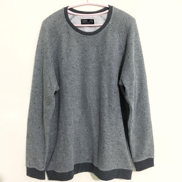 REPRICE sweatshirt Pull&Bear NEW