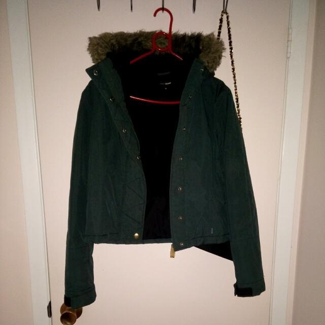 Tna Jacket (Slightly Cropped)