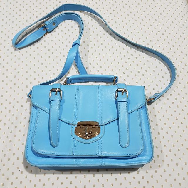 Topshop Bag Blue