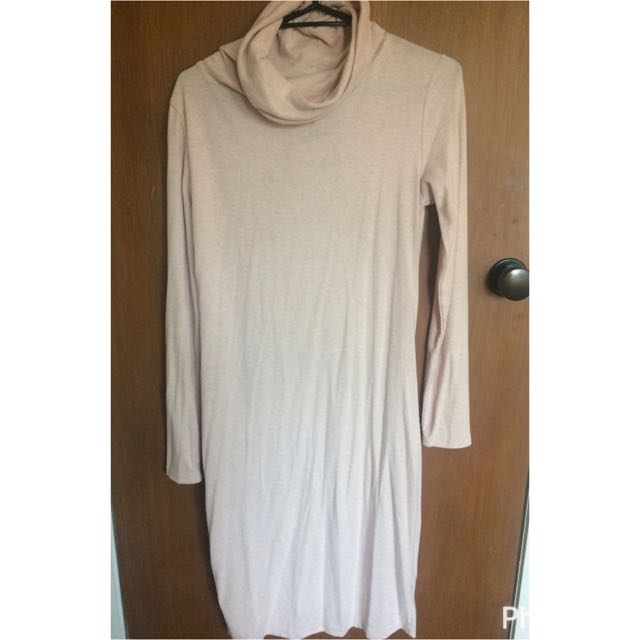 Turtle Neck Dress Size 10