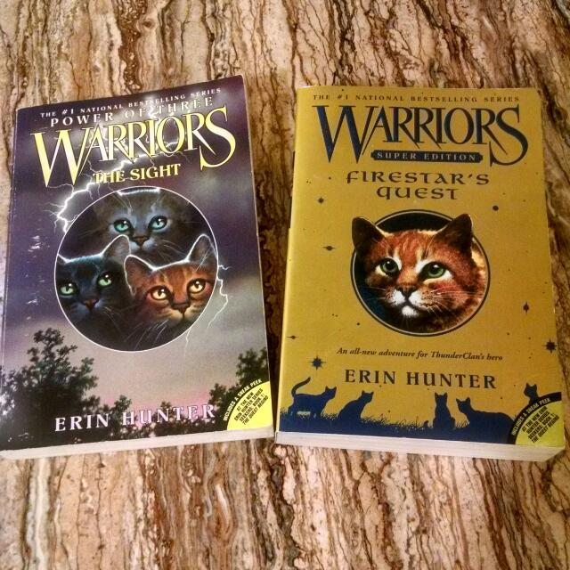 Two Warriors Books