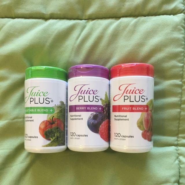 Unopened Premium Juice Plus Capsules