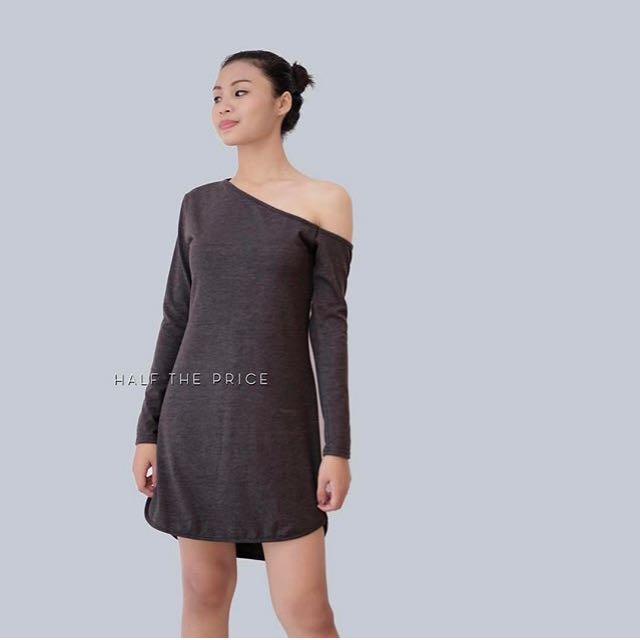 Venus Assymetrical Dress