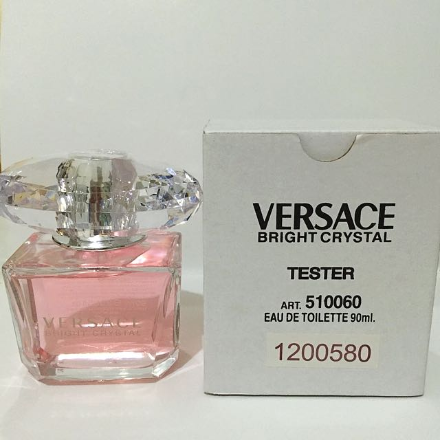 Versace Bright Crystal Authentic Us Tester Perfume Health Beauty