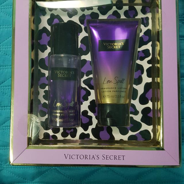 Victorias Secret Love Spell Giftset