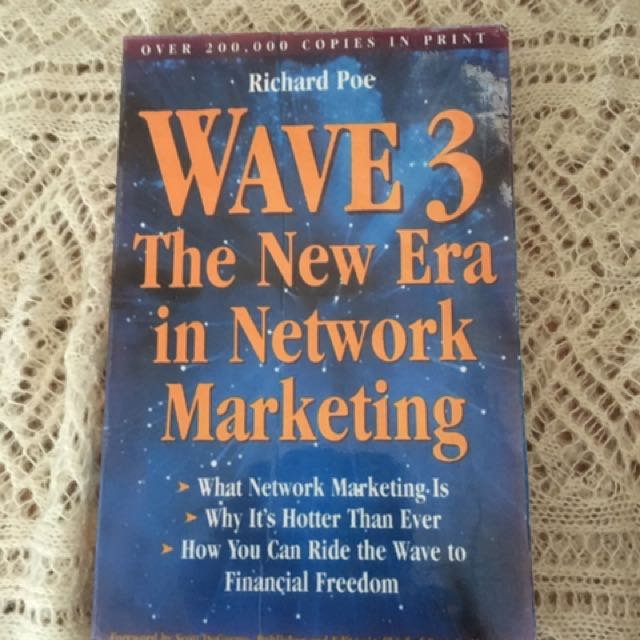 Wave 3 Network Marketing