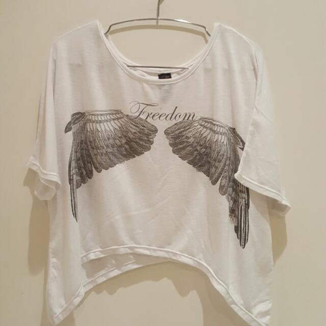White Wings Top