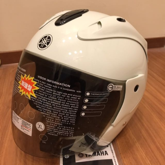 Yamaha 原廠 半罩式安全帽,不二價