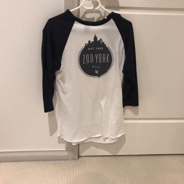 Zoo York Long sleeve T-Shirt