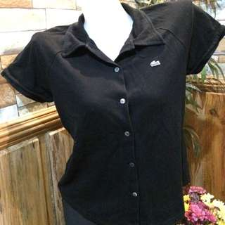 Authentic Lacoste Blouse Size 38