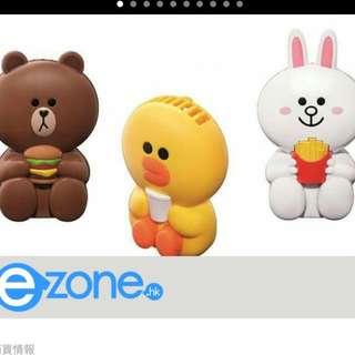 Line Friend風扇