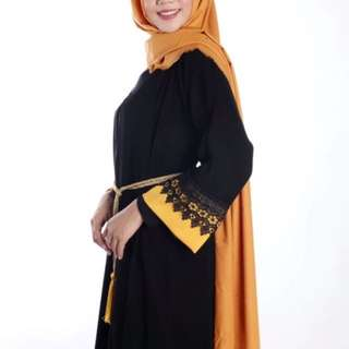 Modern Abaya By Winda Affandi