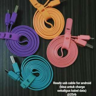 Kabel Charger For Android