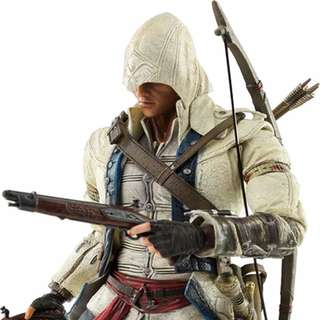 Play Arts Kai - Assassin's Creed III Conner Action Figure