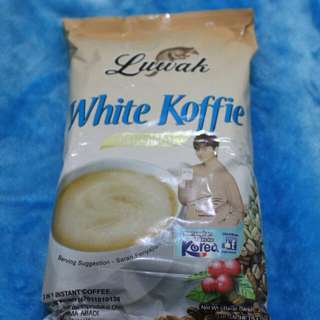 Paket White Kopi And Gulaku