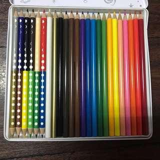 色鉛筆30色