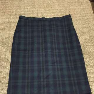 Benetton Formal Skirt