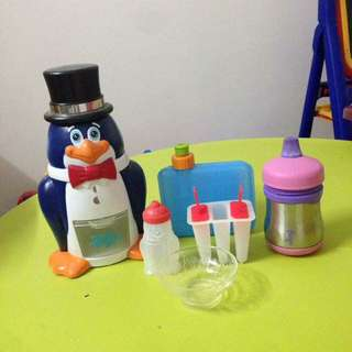 Party Penguin Ice Crush Set
