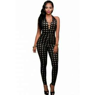 Checkers Body Suit