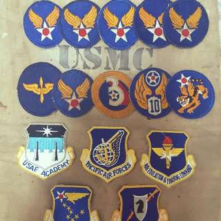Original US.AIRFORCE WW2 PATCH CUTEDGE