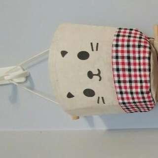 Cat Hang Bag