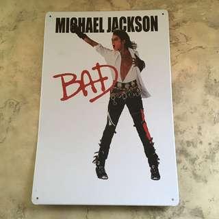 Michael Jackson pinup