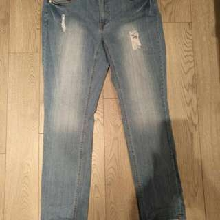 Love And Legend Jeans, Size 12