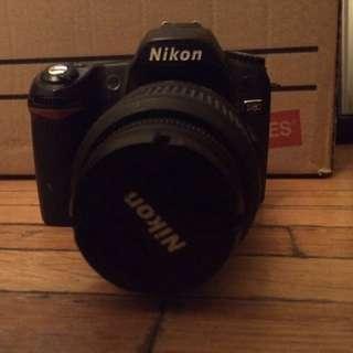 Nikon D80 Set