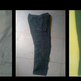 Celana Panjang BlackHawk Murah Size 34