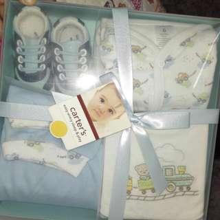 Carter's Boy Giftset 4in1