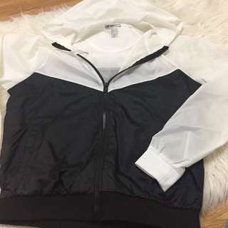 Forever 21 Windbreaker | Medium