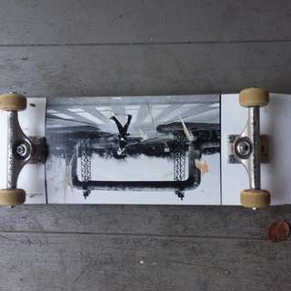 Polar Skateboard