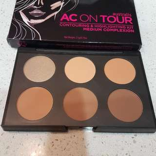 Australis Contour Kit (Medium Complexion)