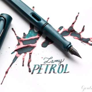 Lamy Petrol NEW Limited edition