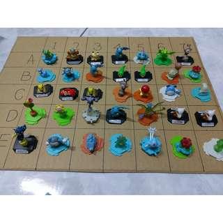 【Royal小舖】寶可夢GO神奇寶貝口袋怪獸口袋妖怪數碼寶貝公仔模型玩偶小時候回憶 7、8年級生懷念怪獸對打機神聖計畫