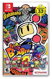Bomberman 炸彈人 Switch Nintendo 任天堂