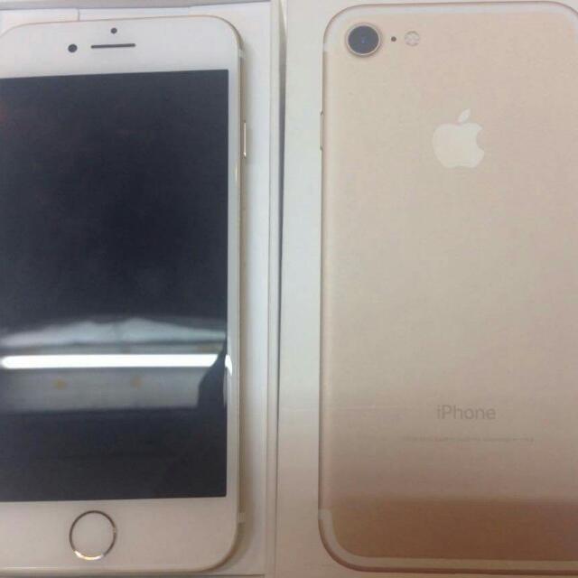 100% Legit iPhone 7