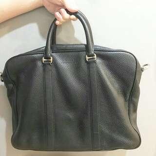 Bally Work Bag In Black