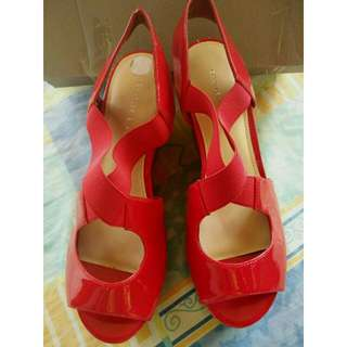 Charles and Keith Wedges Sandals