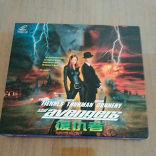 🚚 復仇者電影CD