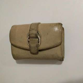 *Free With Purchase* Old Genuine Leather Wallet From Danier