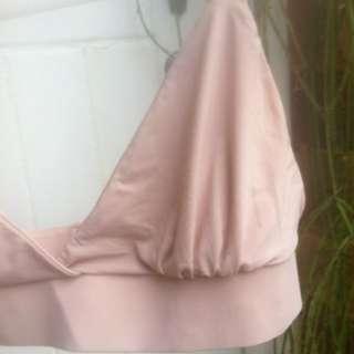 Pastel Pink Bralette
