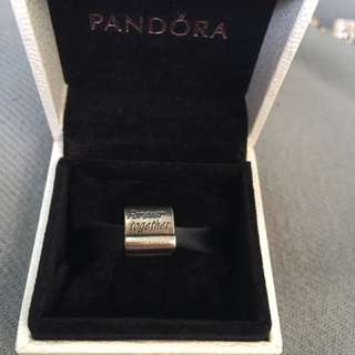 Retired Authentic Pandora Forever Together Charm