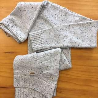 ROOTS套頭寬鬆針織毛衣