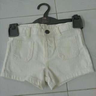 New MOTHERCARE 3-4Y Shortpants