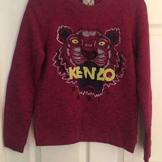 Authentic Kenzo Sweater