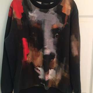 Authentic Givenchy sweatshirt