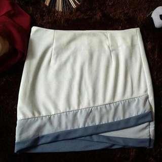 Mini Skirt Rok Casual