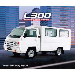 Brand New L300 For Rent l Exceed dual aircon