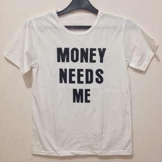 Must Have! Quote Tee - Kaos Putih